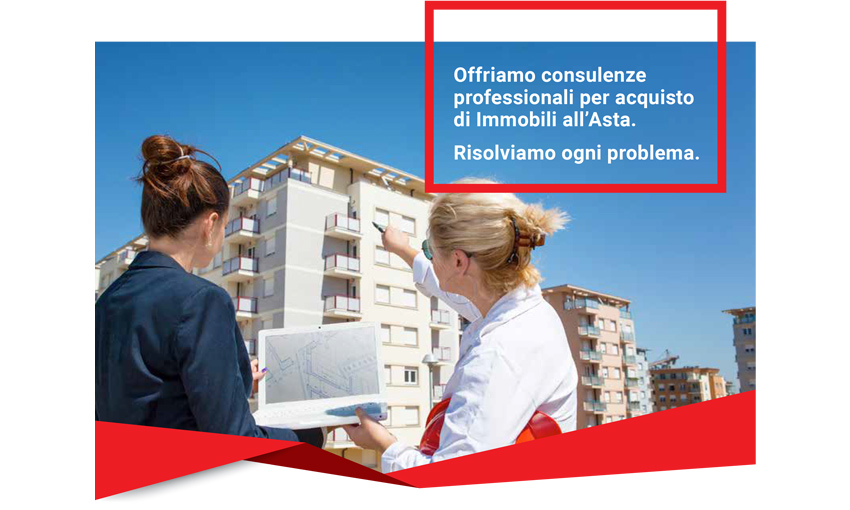 Aste giudiziarie per immobili residenziali, case, ville e appartamenti